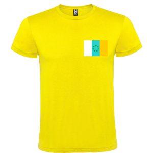 bandera amarillo